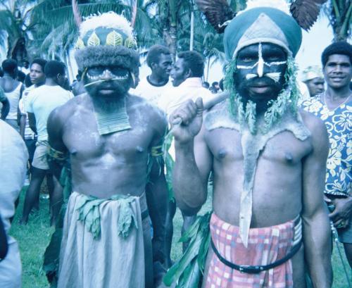 Natives at Sing Sing